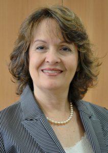 Profa Zaira Turchi - presidente fapeg 2