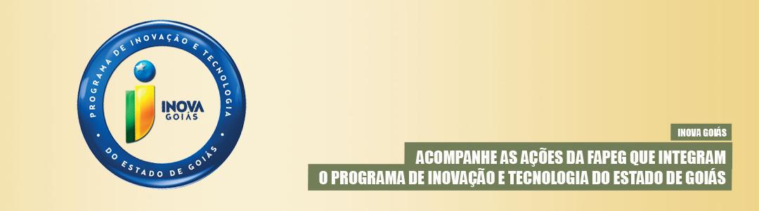 Ações da Fapeg no Inova Goiás