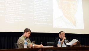 Professor Heleno Godoy foi amigo de Bernardo Élis e destacou detalhes da trajetória de suas obras.