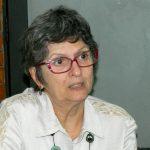 Pesquisadora goiana, Celina Martelli (atualmente na Fiocruz Pernambuco).