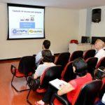 Professores da PUC Goiás conhecem possibilidades de fomento.