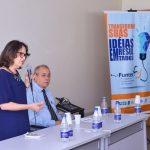 Presidente da Fapeg destacou a qualidade dos projetos de inovação que receberam o apoio financeiro.