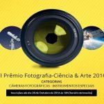 CNPq abre inscrições para a 6ª edição do Prêmio de Fotografia - Ciência e Arte