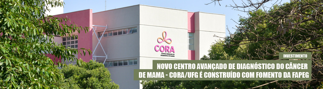 Novo Centro Avançado de Diagnóstico do Câncer de Mama é construído com fomento da Fapeg