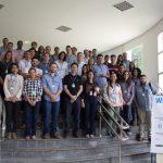 Pesquisadores e estudantes de pós-graduação que atuam no centro de pesquisa virtual participaram do segundo workshop do projeto.