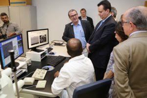 visita kassab ao parque tecnológico