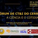 Fórum SBPC Goiás