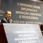 Seminário discute ação Internacional no Brasil para C&T