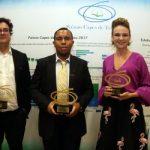 Os premiados do premio capes
