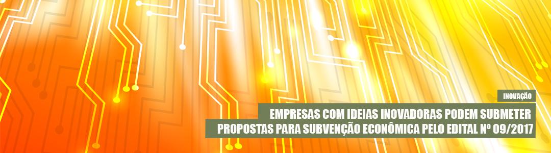 edital 09/2018 - subvencao economica