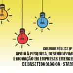 Chamada startups