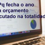 CNPq fecha orçamento