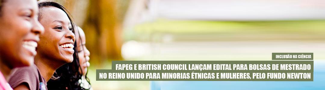 Banner edital minorias