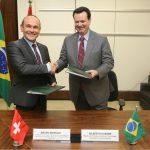 Brasil e Suíça cooperação científica até 2020