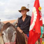 pesquisa da ufg tem foco na festa do divino, em Pirenópolis