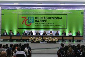 Abertura da SBPC em Rio Verde