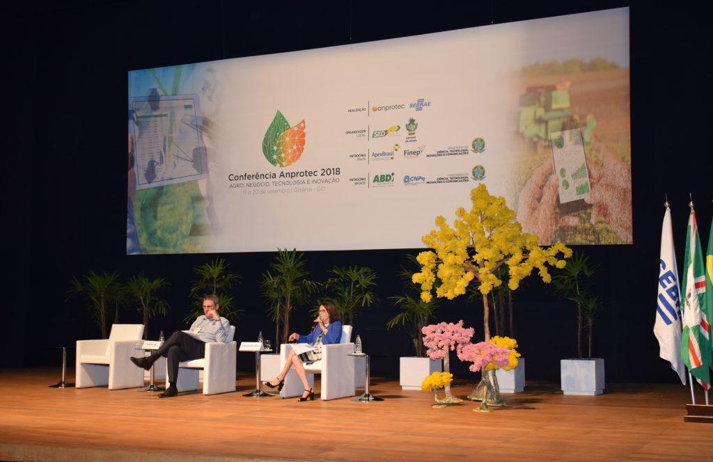 Anprotec discute agro e inovação