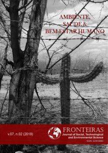 Revista Fronteiras da UniEvangélica