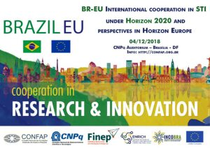 BR-EU International cooperation in STI under Horizon 2020 and perspectives under Horizon Europe