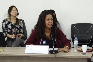 Universidade Federal da Bahia, Diana Anunciação