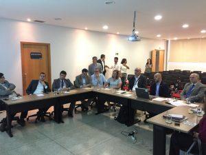 Reunião do Consup no CRTI