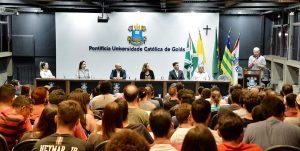 Jornada Científica da Escola de Ciências Exatas e da Computação (JCECEC) da PUC Goiás