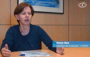 Diretora de Avaliação da Capes - Sônia Báo