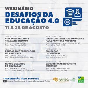 webinário educação 4.0