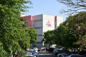 prédio do Cora