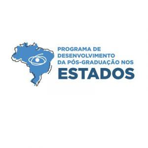 Logo do Programa de Desenvolvimento da Pós-GRaduação nos Estados